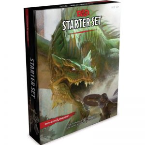 Dungeouns and Dragons Starter Set front