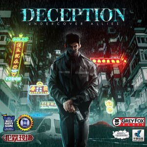Deception: Undercover Allies front