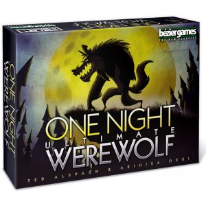 One Night Ultimate Werewolf front