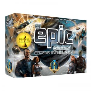 Tiny Epic Galaxies Beyond the Black Expansion front