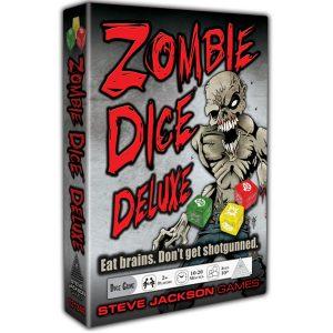 Zombie Dice: Deluxe Edition