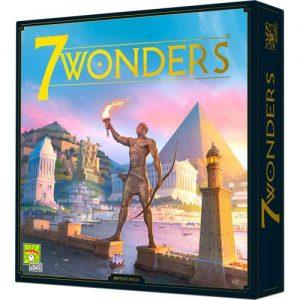 7 Wonders front