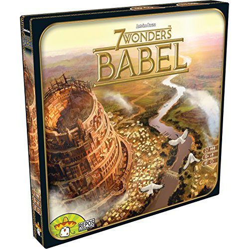 7 Wonders Babel Expansion