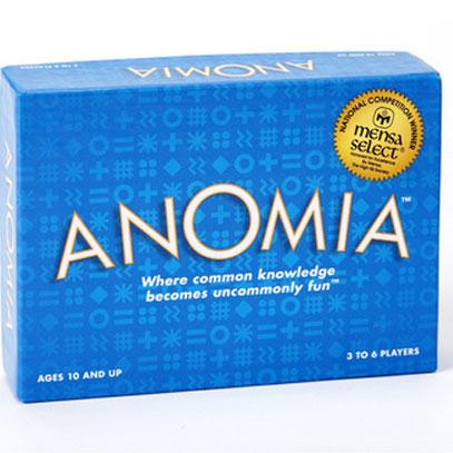 Anomia front