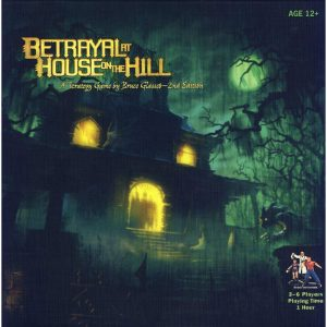 Betrayal at House on the Hill front