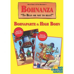 Bohnanza: Bohnaparte & High Bohn expansion