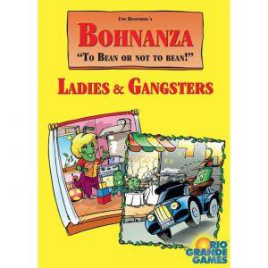 Bohnanza Ladies & Gangsters front