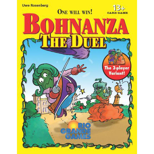 Bohnanza The Duel front