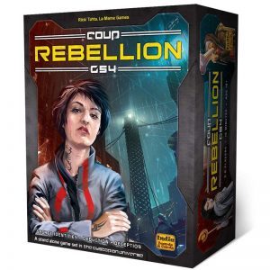 Coup Rebellion front