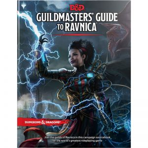 Dungeons & Dragons: Guildmasters Guide to Ravnica Book