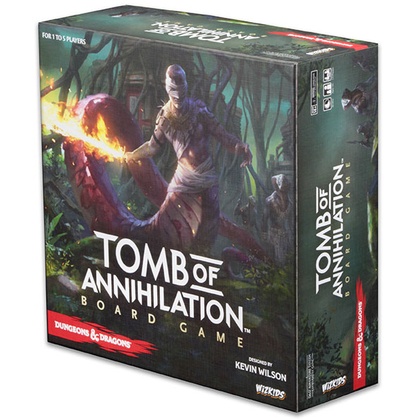 Dungeons & Dragons Tomb of Annihilation Standard