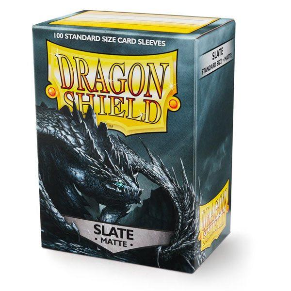 Dragon Shield Standard Sleeves Slate Matte