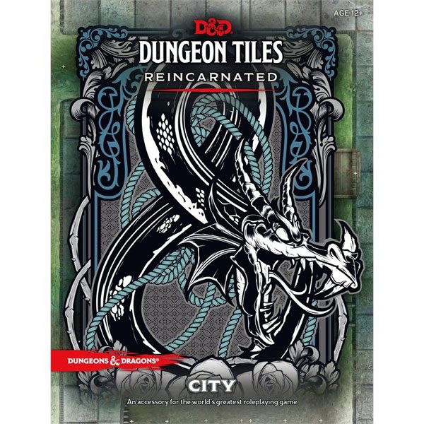 Dungeon Tiles Reincarnated City