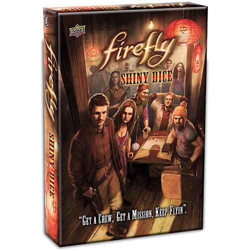 Firefly Shiny Dice front