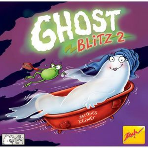 Ghost Blitz 2 front