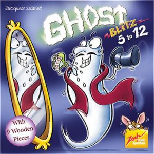 Ghost Blitz 5 to 12 front