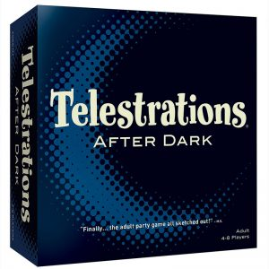 Telestrations After Dark front