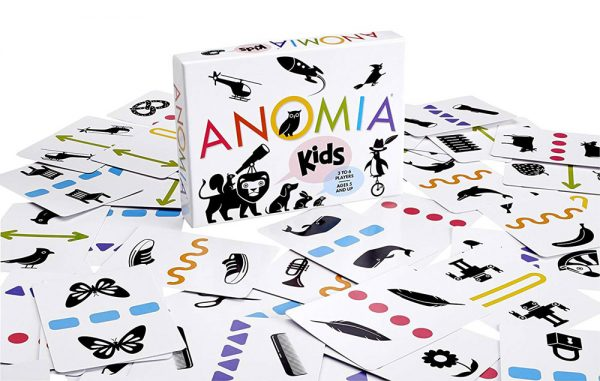 Anomia Kids cards