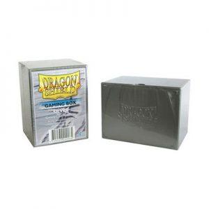 Dragon Shield Gaming Box Silver