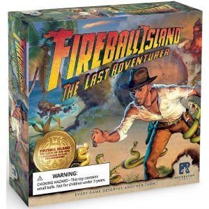 Fireball Island The Last Adventurer Expansion