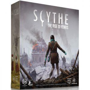 Scythe Rise of Fenris Expansion