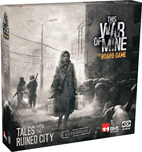 This War of Mine Tales from a Ruined City