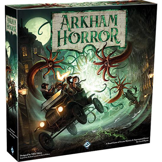 Arkham Horror front
