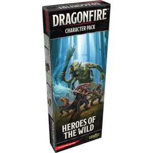 Dungeons & Dragons: Dragonfire Heroes of the Wild