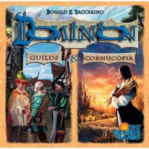 Dominion: Guilds and Cornucopia Expansion