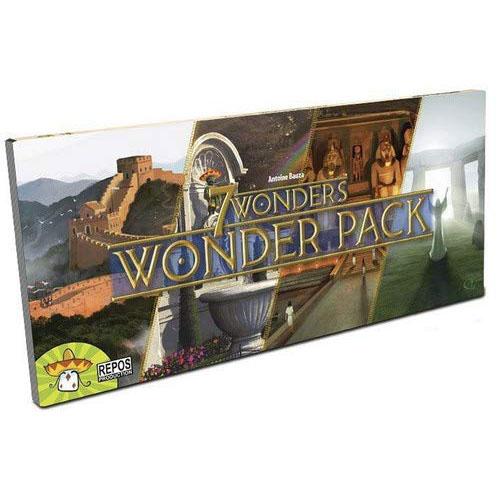 7 Wonder Wonder Pack Expansion