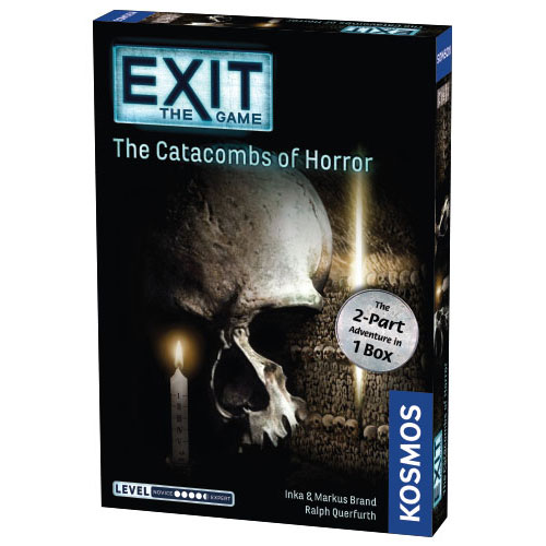 Exit: The Catacombs of Horror front