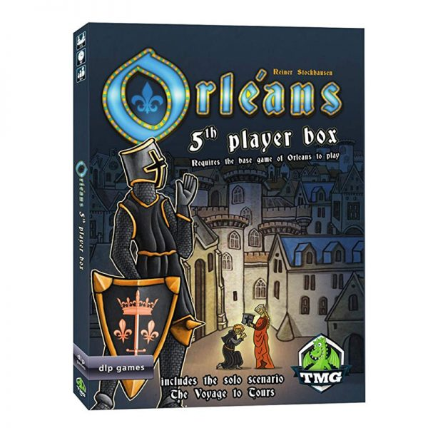 Orleans 5th Player Expansion front