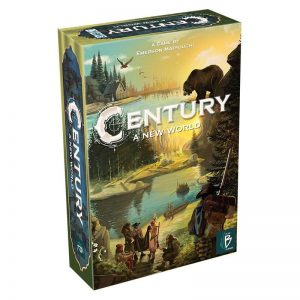 Century A New World front