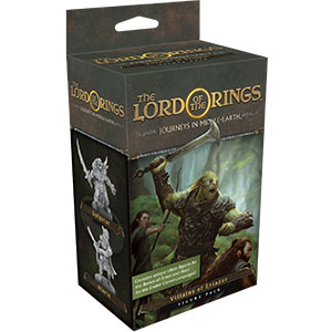 Lord of the Rings: Journeys in Middle-Earth: Villains of Eriador Figure Pack