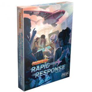 Pandemic: Rapid Response front