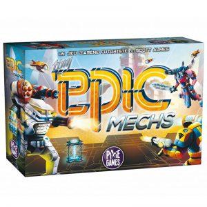 Tiny Epic Mechs box