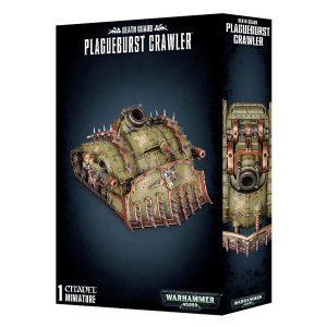 Warhammer 40,000: Death Guard Plagueburst Crawler