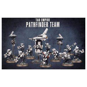 Warhammer 40,000: Tau Empire Pathfinder Team