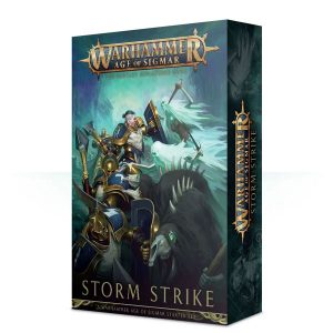 Warhammer: Age of Sigmar: Storm Strike box