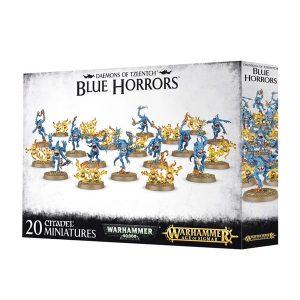 Warhammer: Age of Sigmar: Daemons of Tzeentch Blue Horrors