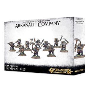 Warhammer: Age of Sigmar: Kharadron Overlords Arkanaut Company