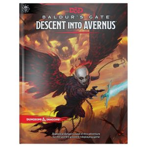 Dungeons & Dragons: Baldur's Gate Descent into Avernus Dice and Misceallany