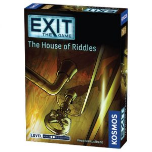 Exit: The House of Riddles front