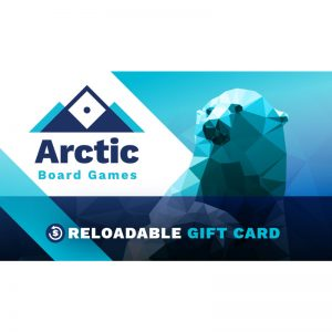 Arctic Board Games Gift Card