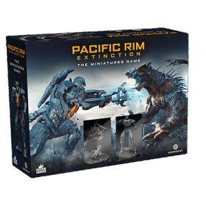 Pacific Rim Extinction: The Miniature Game
