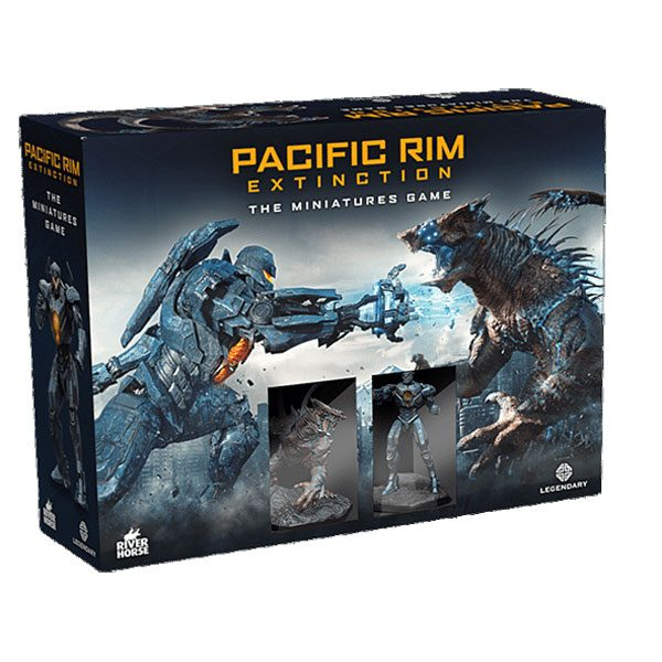 Pacific Rim Extinction: The Miniature Game