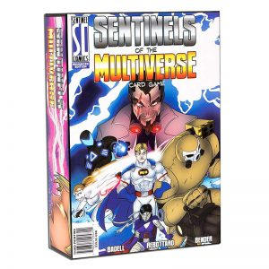 Sentinels of the Multiverse Card Game