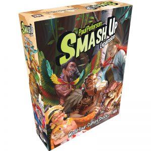 Smash Up: World Tour: Culture Shock Expansion