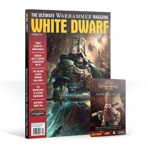 Games Workshop White Dwarf September 2019