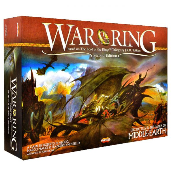 War of the Ring Second Editoin